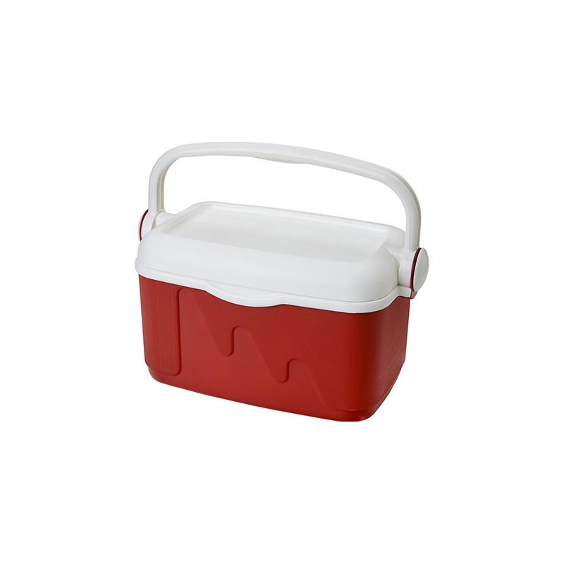 Ψυγείο ισοθερμικό Curver 10Lt κόκκινο/λευκό
