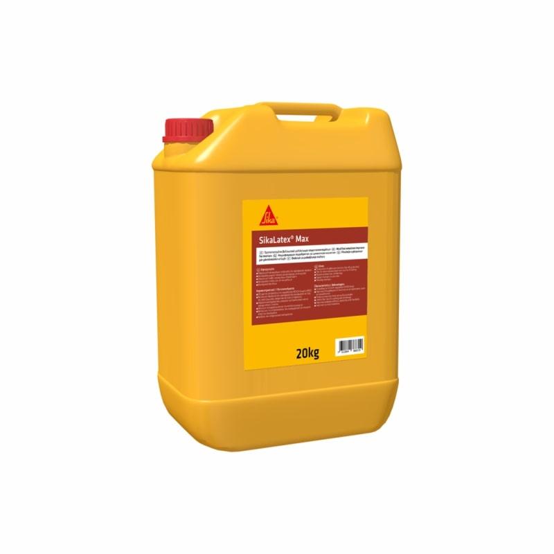 SikaLatex® Max Τροποποιημένο Γαλάκτωμα Βελτιωτικό Γαλάκτωμα Τσιμεντοκονιαμάτων 1kg, 421172