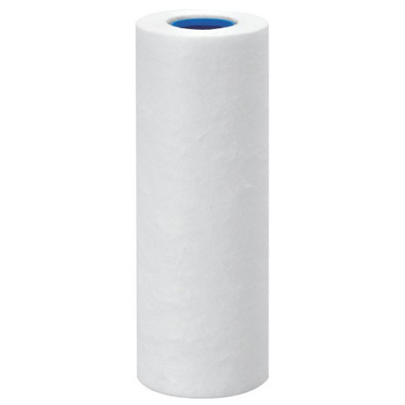 """Ανταλλακτικό φίλτρο για πόσιμο νερό 7"""" Polymicro μεγάλης ικανότητας κατακράτησης 5mic Aqua 01-2011"""