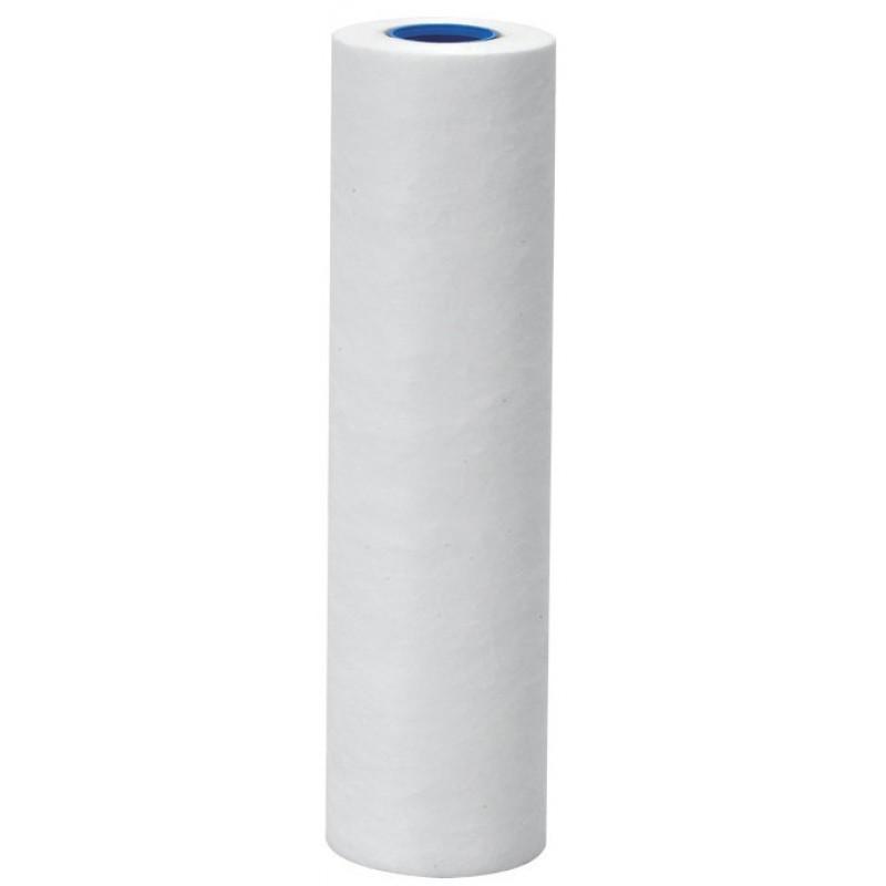 """Ανταλλακτικό φίλτρο για πόσιμο νερό 9 3/4"""" Polymicro μεγάλης ικανότητας κατακράτησης 5mic Aqua 01-3016"""