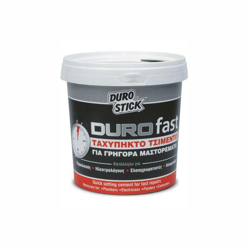 Durostick Durofast Τσιμέντο ταχείας πήξεως 1kg, NTFAST01