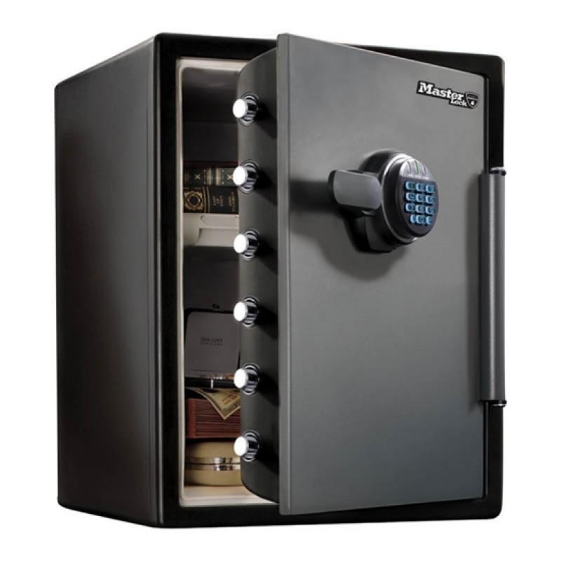 Χρηματοκιβώτιο ψηφιακό ασφαλείας, MASTERLOCK,  LFW205FYC