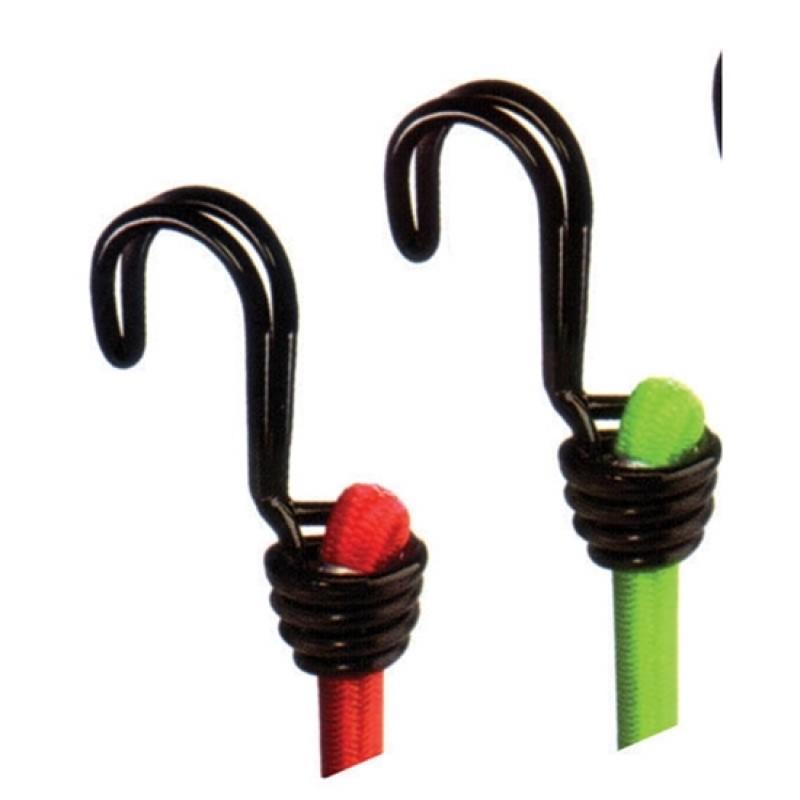 Χταπόδι 2 άκρων με διπλό γάντζο, 2 τεμ 80cm, MASTERLOCK, 302100112