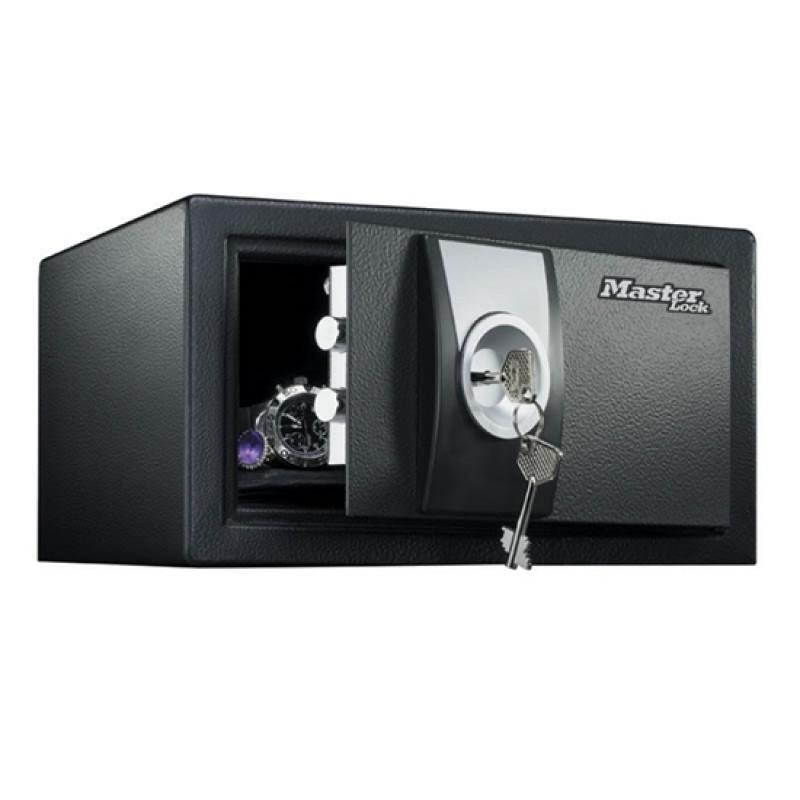 Χρηματοκιβώτιο ασφαλείας με κλειδί S X031ML, MASTERLOCK