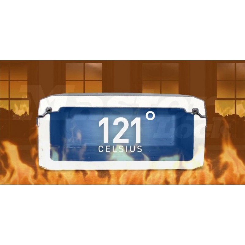 Χρηματοκιβώτιο ψηφιακό ασφαλείας με αντοχή στη φωτιά και στο νερό XL LFW123FTC, MASTERLOCK