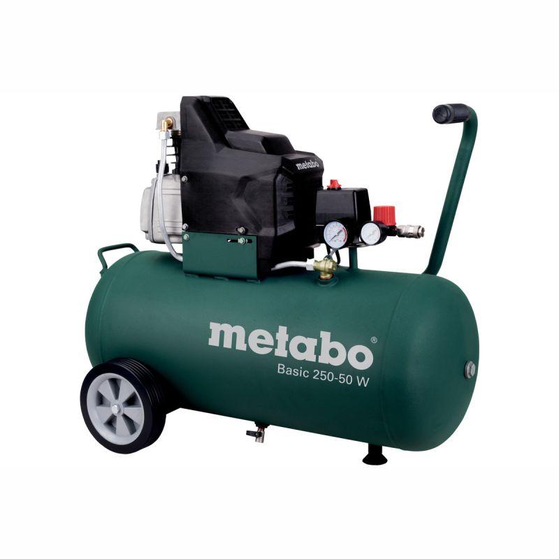 Metabo Αεροσυμπιεστής Basic 250-50 W, 601533000