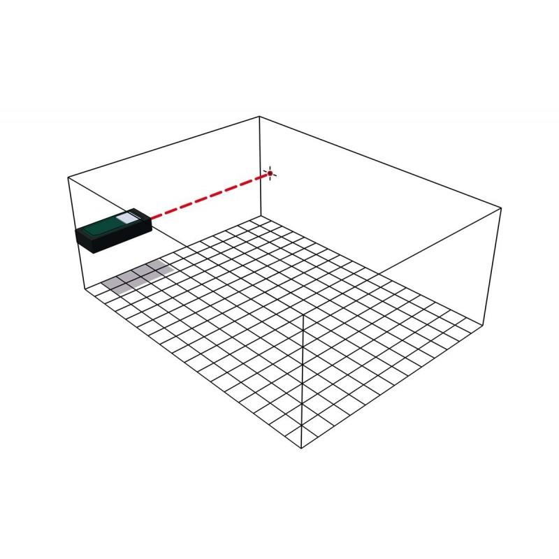 Metabo Αποστασιόμετρο Laser LD 30, 606162000