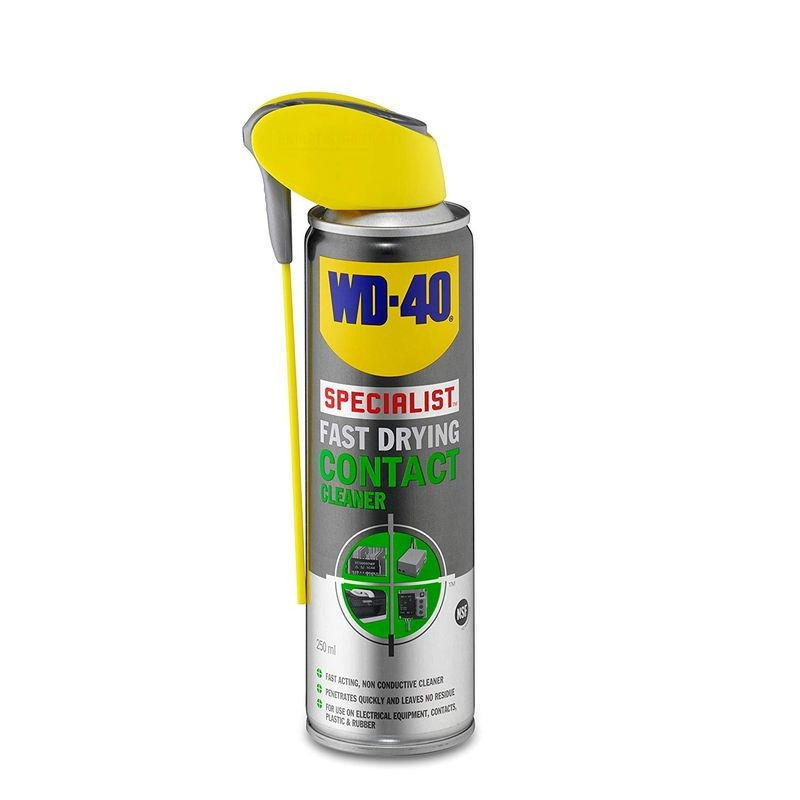 WD-40 SPECIALIST ΚΑΘΑΡΙΣΤΙΚΟ FAST DRYING CONTACT CLEANER 400ml 203040120