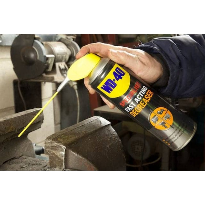 WD-40  SPECIALIST ΚΑΘΑΡΙΣΤΙΚΟ ΤΑΧΕΙΑΣ ΔΡΑΣΗΣ FAST ACTING DEGREASER 500ml 205040120