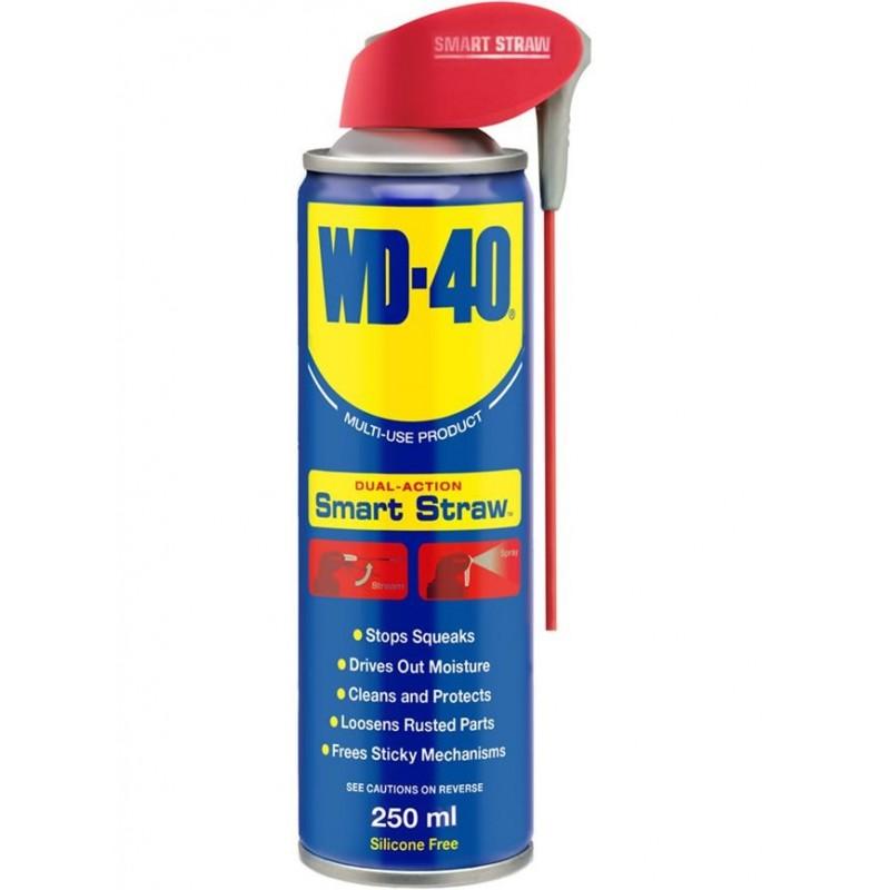 WD-40 ΑΝΤΙΣΚΩΡΙΑΚΟ SMART STRAW 250ml 002250120