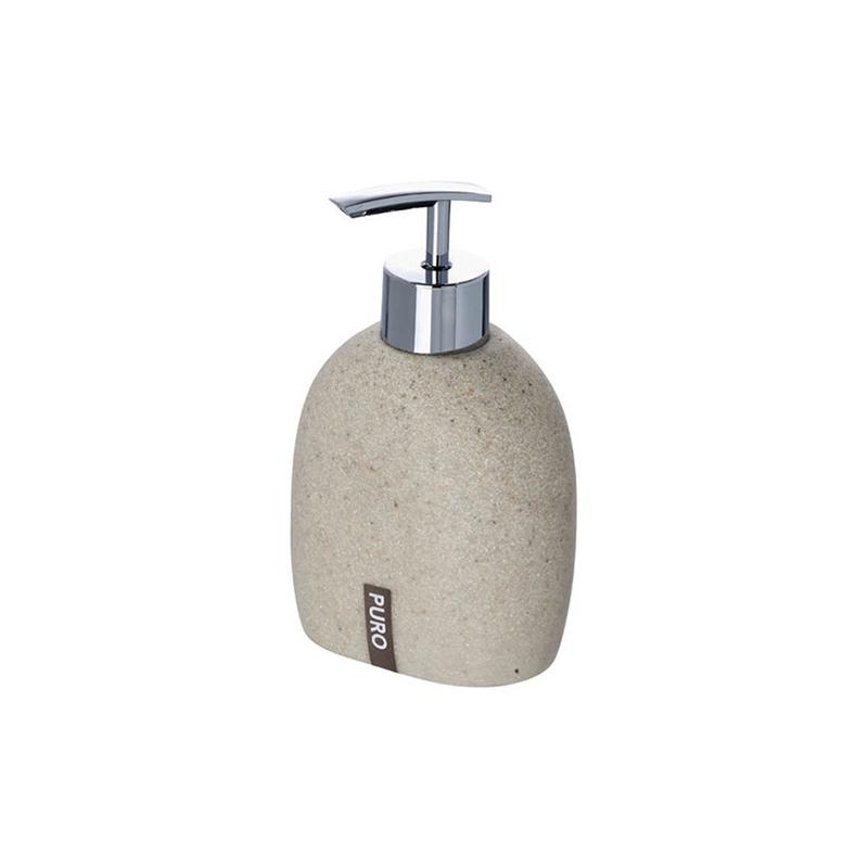Dispenser υγροσάπουνου Purο beige, Wenko 204751121