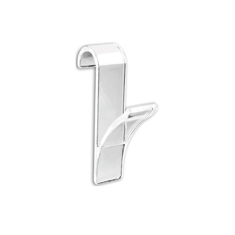 Διαφανής γάντζος για καλοριφέρ 2τεμ. Wenko 446816121