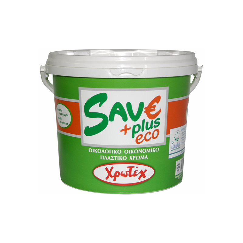 Save Plus Eco 0,75Lt Χρωτέχ