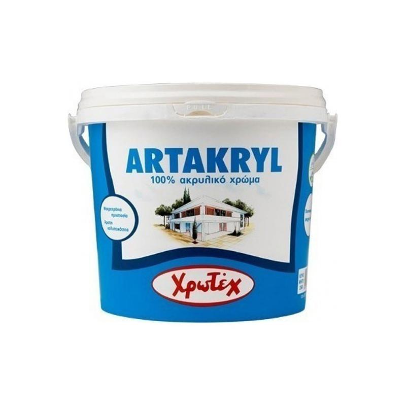Artakryl 0,75Lt Χρωτέχ
